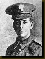 Private Edward Lawrence Sprunt