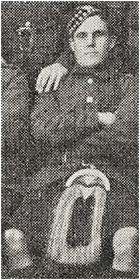 Private George Macsween