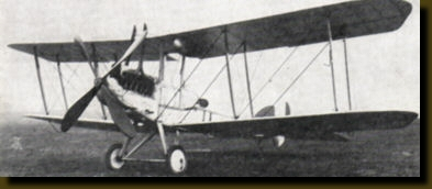 Royal Aircraft Factory B.E.12 (6580)